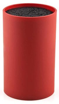 Stojan na nože BANQUET červený