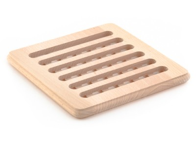 Kuchyńská odkládací deska čtverec Kolimax 19,5cm