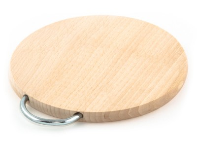 Kuchyňské prkénko kulaté s uchem Kolimax 20cm