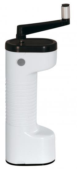 Lodos Temp ruční mlýnek na kávu bílý - Rychlá expedice, doprava Zdarma od 999,-