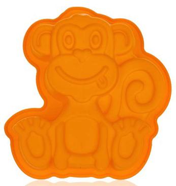 Silikonová forma BANQUET opička