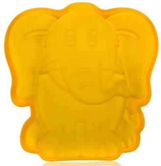 Silikonová forma BANQUET slon
