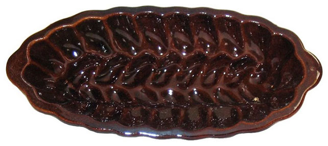 Forma na vánočku keramika Krumvíř malá