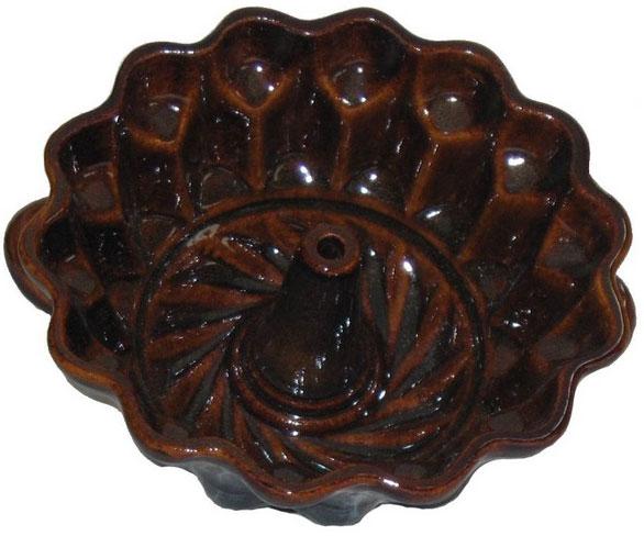 Keramická forma na bábovku Krumvíř 23 cm