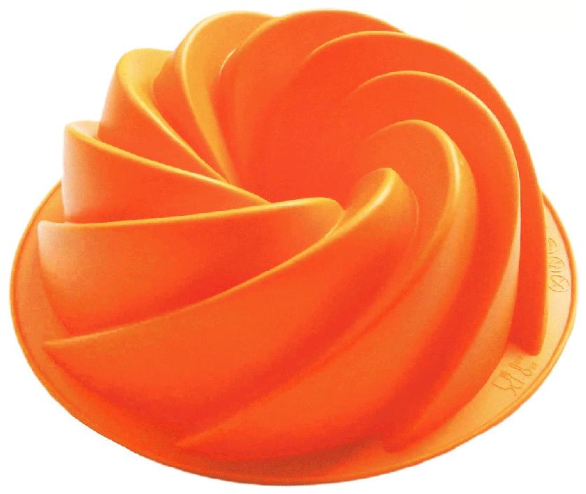 Silikonová forma na bábovku květ 23,5 cm