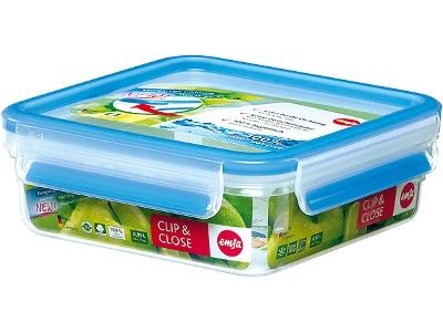 Dóza na potraviny Tefal/Emsa čtverec 0,85 l