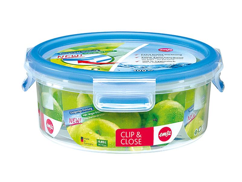 Dóza na potraviny Emsa kulatá 0,85 l