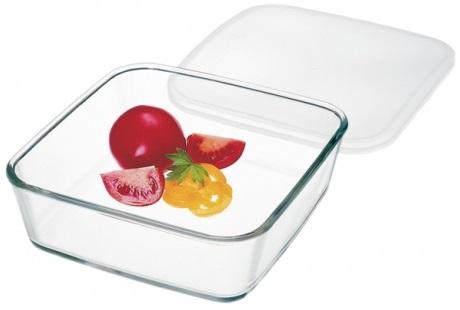 Dóza na potraviny Simax 21x21 cm
