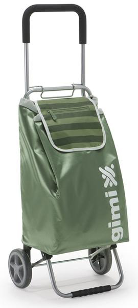 Nákupní taška na kolečkách Flexi zelená