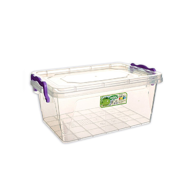 Plastový box s víkem UH Multi 8 l