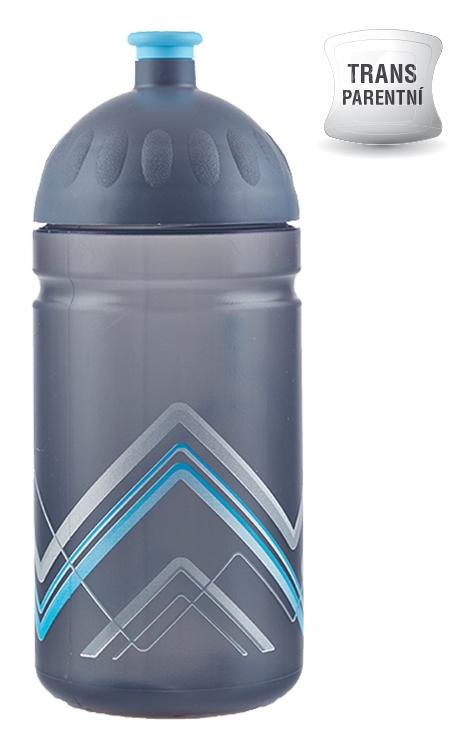 Zdravá láhev 0,5 l bike modrá