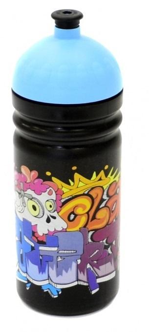 Zdravá láhev 0,7 l graffiti