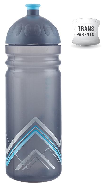 Zdravá láhev 0,7 l bike modrá
