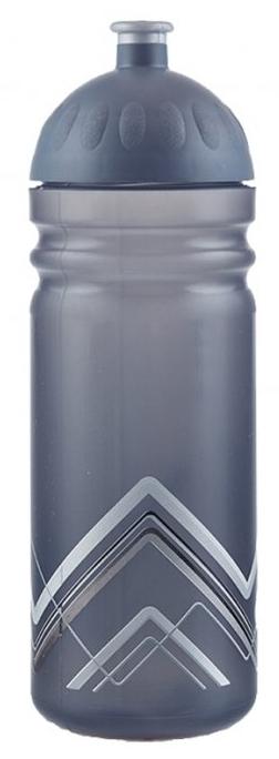 Zdravá láhev 0,5 l bike šedá