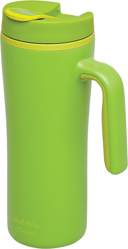 Termohrnek aladdin Flip-Seal s uchem zelený
