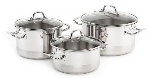 Sada nádobí Kolimax Professional, 6 kusů