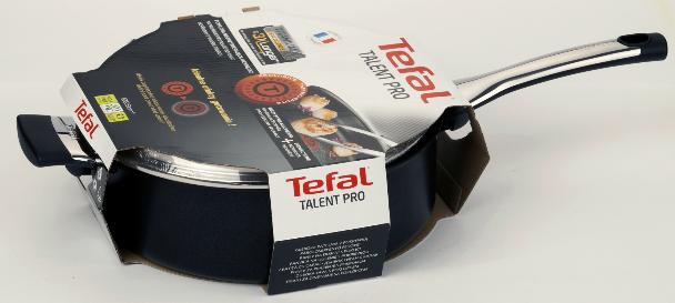 Pánev Tefal Talent Pro 26 cm hluboká s poklicí