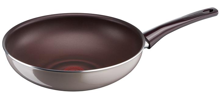 Tefal Pleasure wok pánev D5041952 28cm - Rychlá expedice, doprava Zdarma!